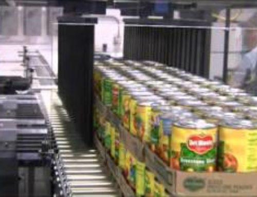 罐头装箱机视频案例